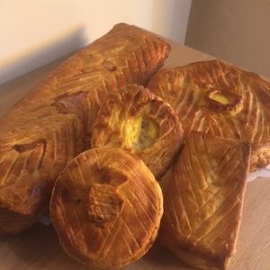 Côté salé - Boulangeries Arnould